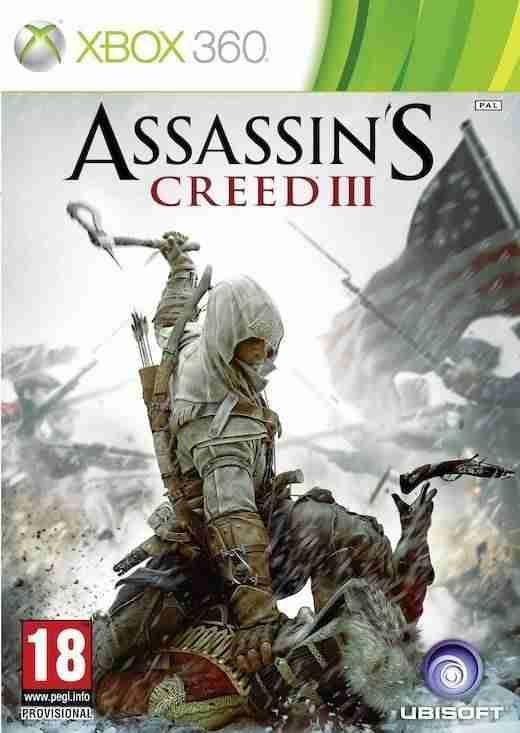 Descargar Assassins Creed III [MULTI][Region Free][2DVDs][XDG3][COMPLEX] por Torrent